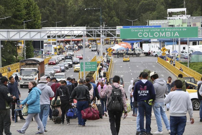 南美移民问题最新行动动态:移民面临的危险、基本需求和家庭离散问题成为首要关切