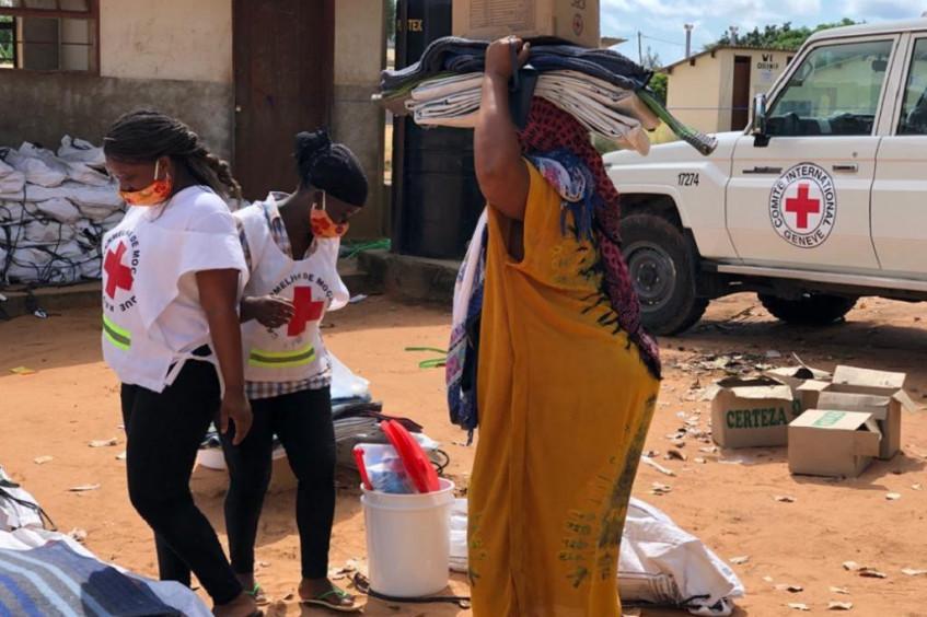 Mozambique: el CICR amplía la respuesta humanitaria ante las necesidades en el país