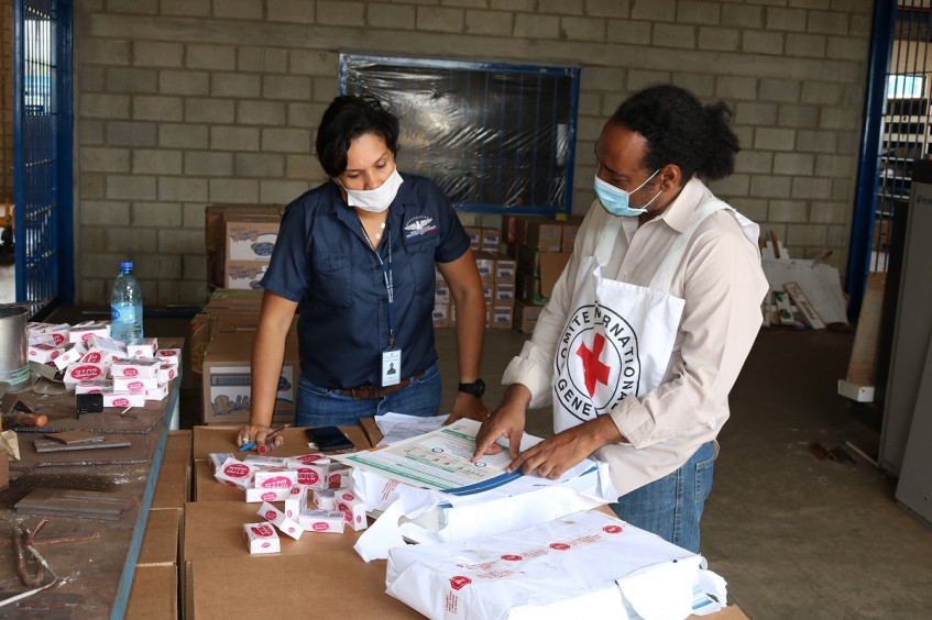Panama: helping those deprived of their liberty to fight against coronavirus threat