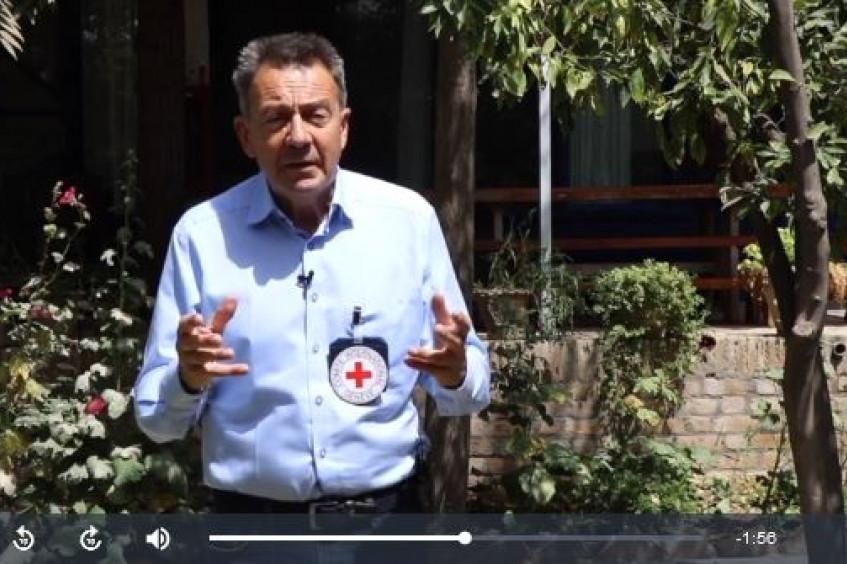 """阿富汗:红十字国际委员会主席表示要警惕""""有条件的""""人道援助"""