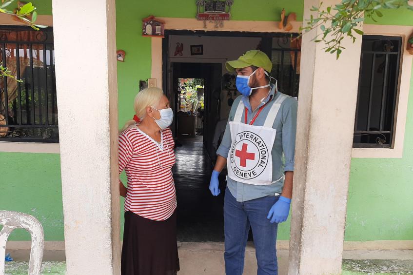 Venezuela en 2020: trabajo humanitario para los más afectados por la violencia y la pandemia