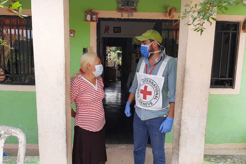 Venezuela in 2020: humanitarian work to help those hardest hit by violence and the pandemic