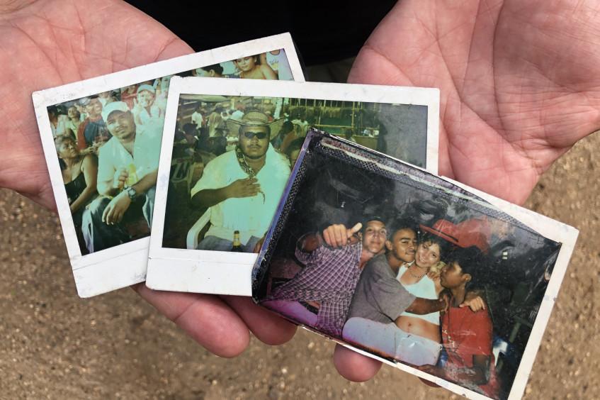 Colômbia: recuperação humanitária dos restos de três irmãos desaparecidos em Córdoba