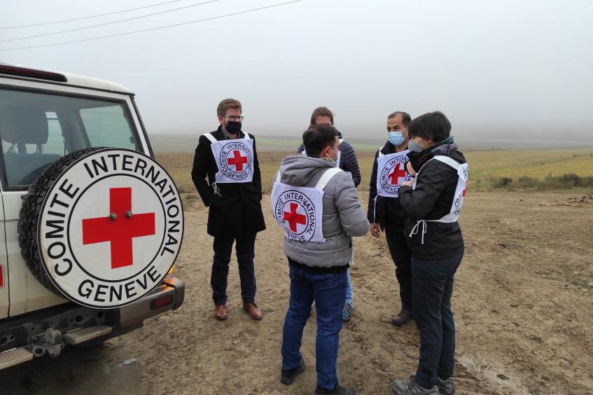 Nagorno-Karabakh conflict: Operational Update December 2020