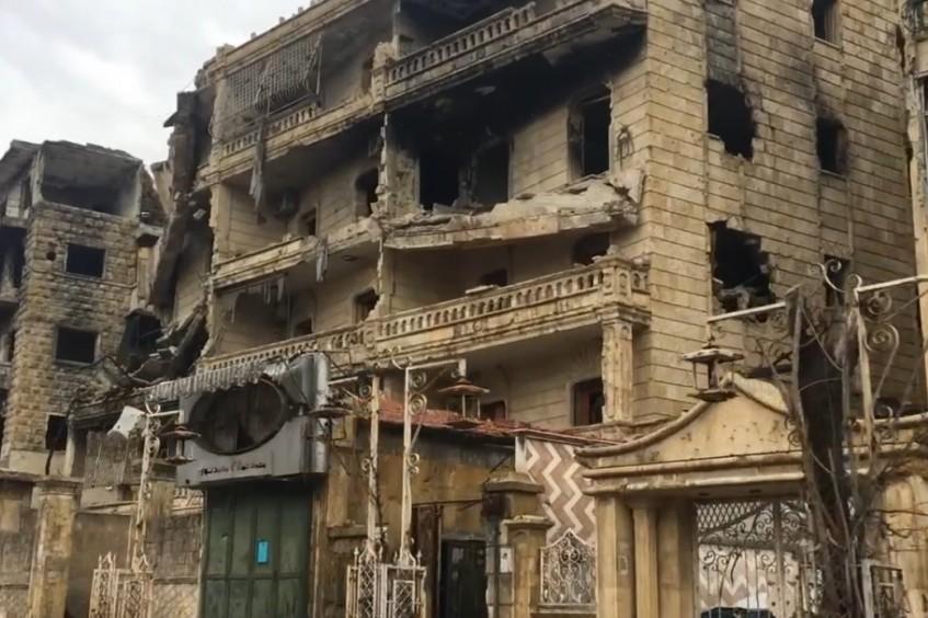 Dois anos na Síria: destruição, sofrimento e amor