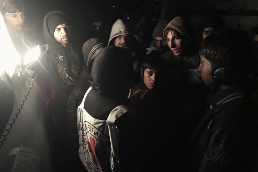 МККК: «десятилетие страшных потерь» стало тяжелейшим испытанием для миллионов молодых сирийцев