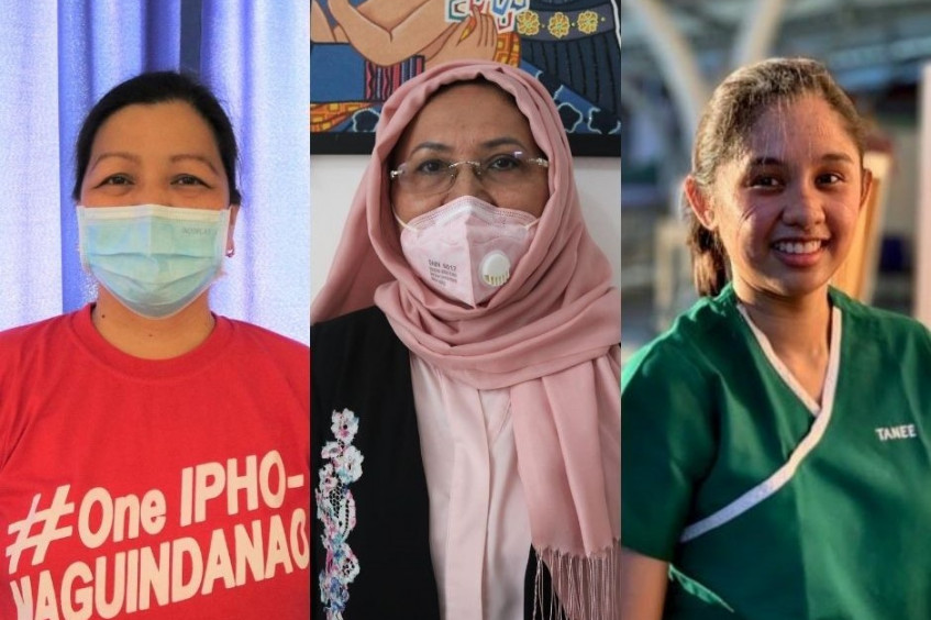 2020年世界人道日:在新冠肺炎疫情期间尊重并保护医务工作者