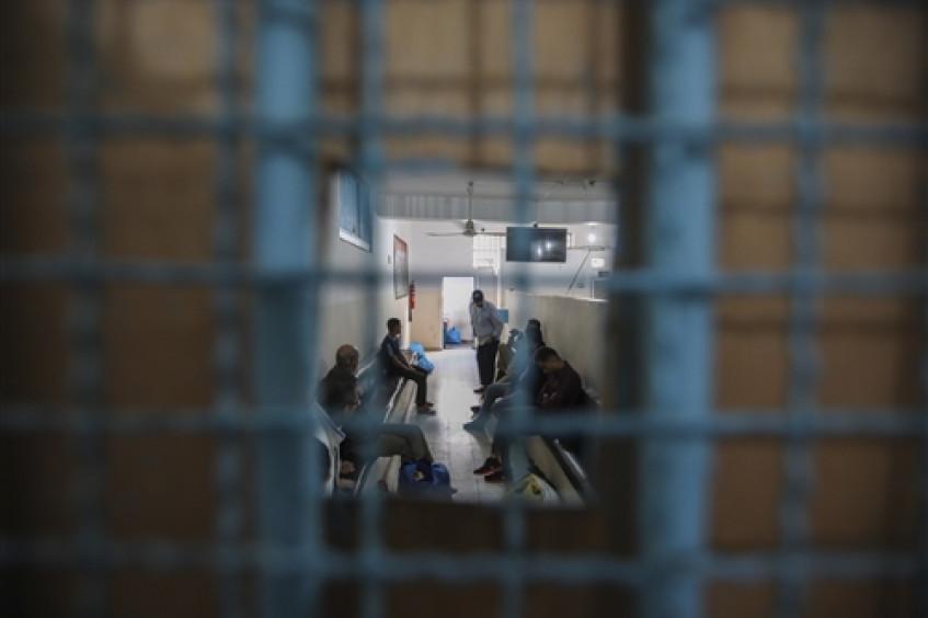 المعتقل الفلسطيني المُضرب عن الطعام في حالة حرجة
