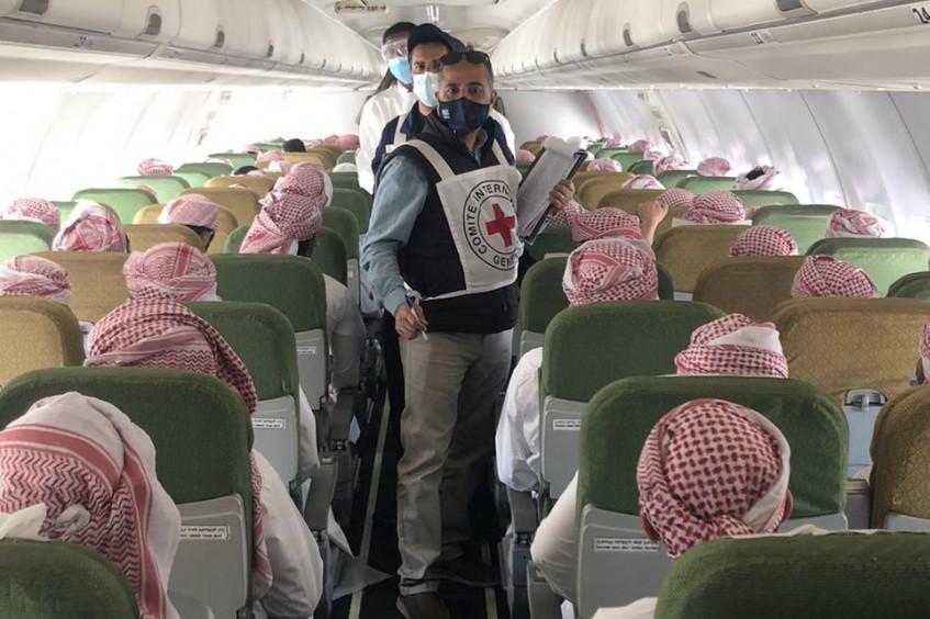تحديث ميداني بشأن إطلاق سراح محتجزين في النزاع اليمني