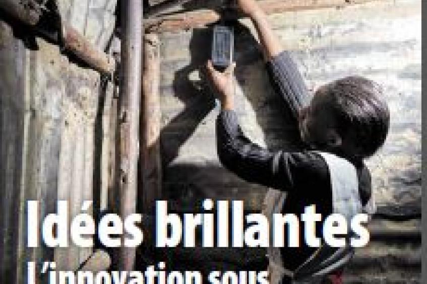 Magazine Croix-Rouge Croissant-Rouge : Idées brillantes, solutions locales