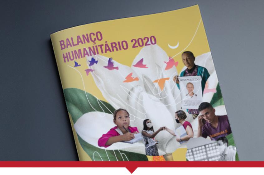 Balanço Humanitário 2020