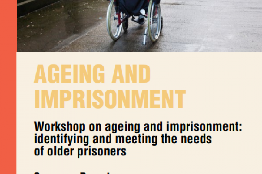 Ageing in imprisonment - Summary report