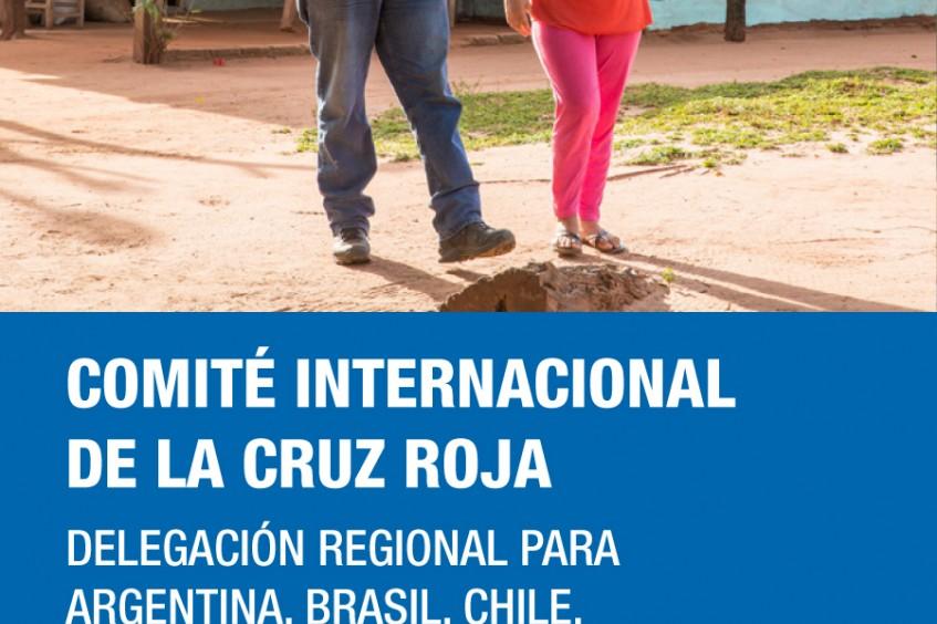 El trabajo del CICR en Argentina, Brasil, Chile, Paraguay y Uruguay