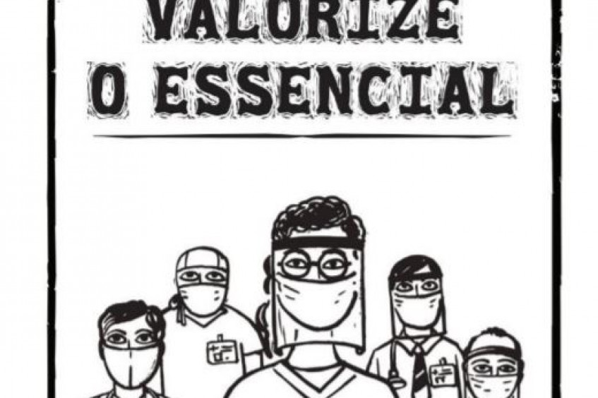"Cordel ""Valorize O Essencial"""