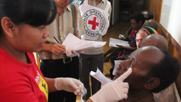 Indonésie : aider les habitants de Papouasie à recouvrer la vue