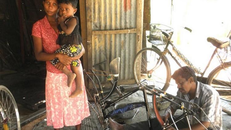 Sri Lanka: ayuda para que las personas vulnerables reconstruyan sus vidas
