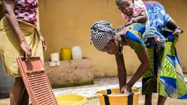 Eau, assainissement, habitat, un engagement humanitaire qui sauve des vies