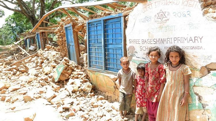 Nepal: feridas invisíveis precisam cicatrizar