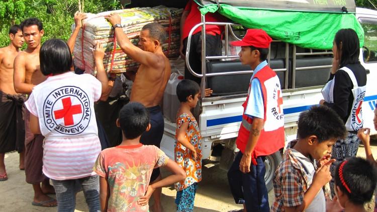 Inondations au Myanmar : aider les communautés à se relever