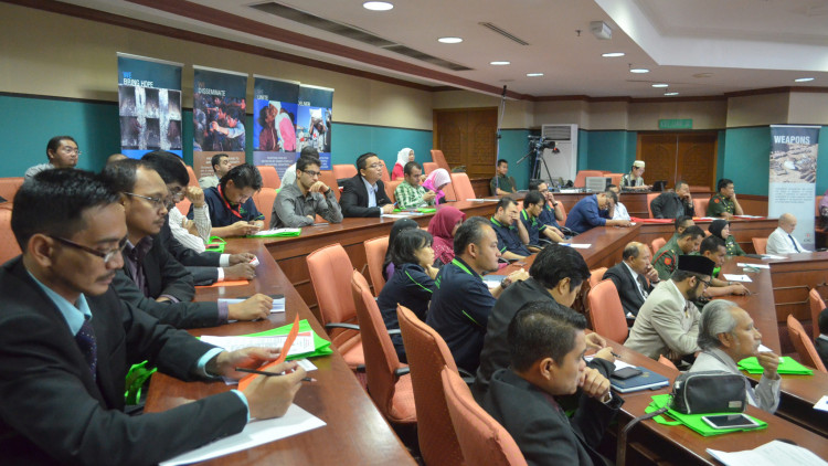 Malaysia: IHL conference commemorates 150 years of the first Geneva Convention