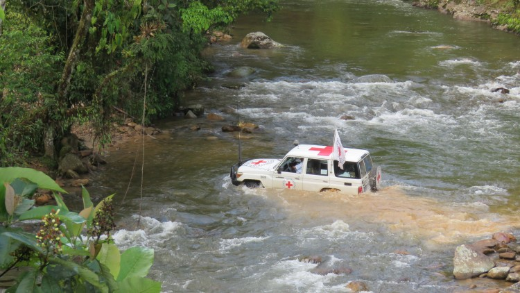 Colômbia: os desafios humanitários de 2016