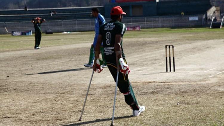 Pakistán: ganarle a la discapacidad