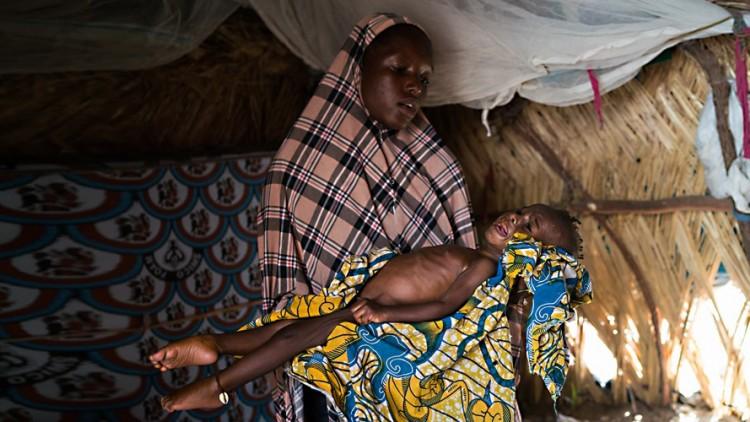 """Lago Chad: """"No pasa un día sin que un niño muera de desnutrición"""""""