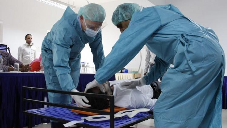 Bangladesh: salvar vidas en medio del caos de la sala de urgencias
