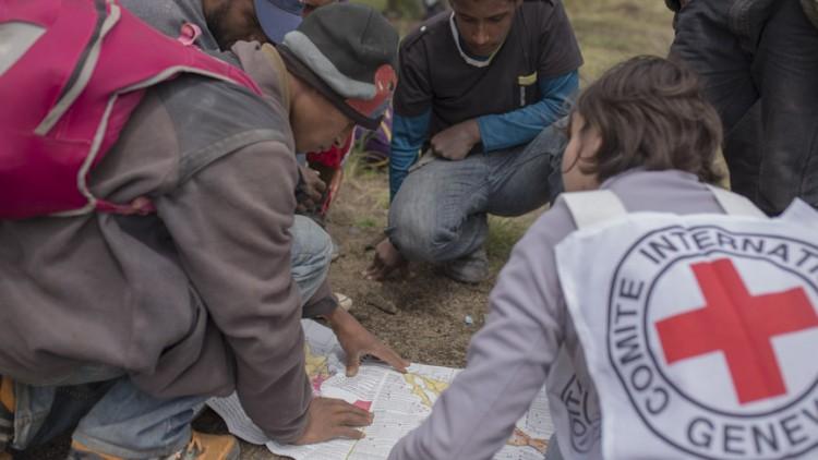 Migrar por Centroamérica y México: retos, necesidades y acciones