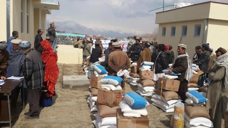 Afeganistão: manter o foco nas preocupações humanitárias