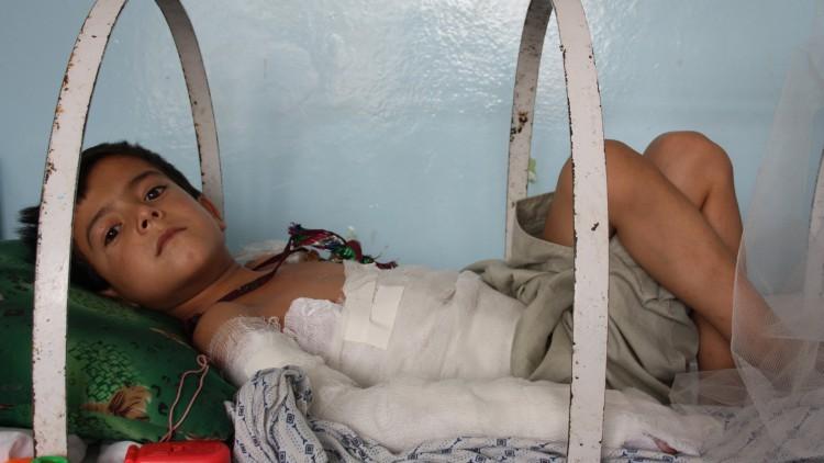 El dilema de la asistencia de salud en Afganistán: ¿viajar por carreteras traicioneras para obtener ayuda o esperar hasta el amanecer?