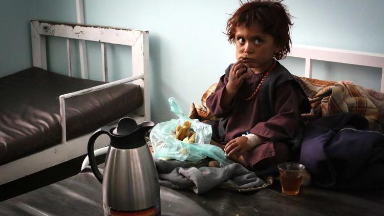 Afganistán: la nueva sala pediátrica del hospital Mirwais ya tiene excedida su capacidad