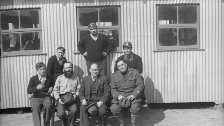 Australia: ICRC's delegation to Australia in the Second World War