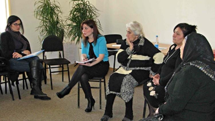 Azerbaiyán: la historia de una mujer afectada por la desaparición de su esposo