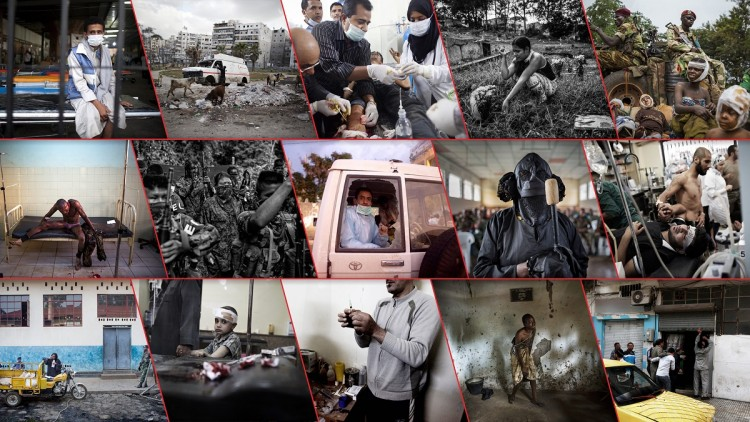 Humanitarian Visa d'Or 2017: Participate in ICRC's photojournalism award