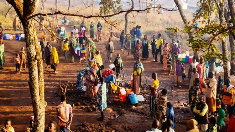 Burundi: ajuda para as vítimas das tensões pré-eleitorais