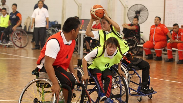 Cambodia / Malaysia: Supporting social inclusion through sports
