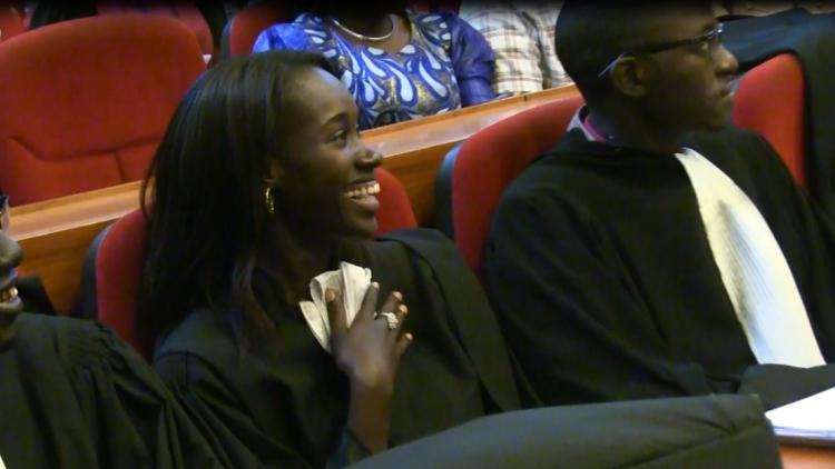 Sénégal : concours national de plaidoirie en droit international humanitaire (DIH)
