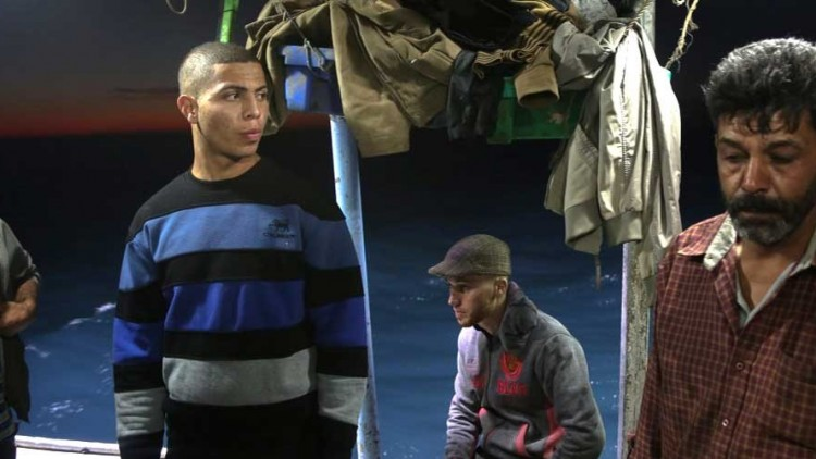 Trabajar en el mar: la lucha cotidiana de los pescadores de Gaza