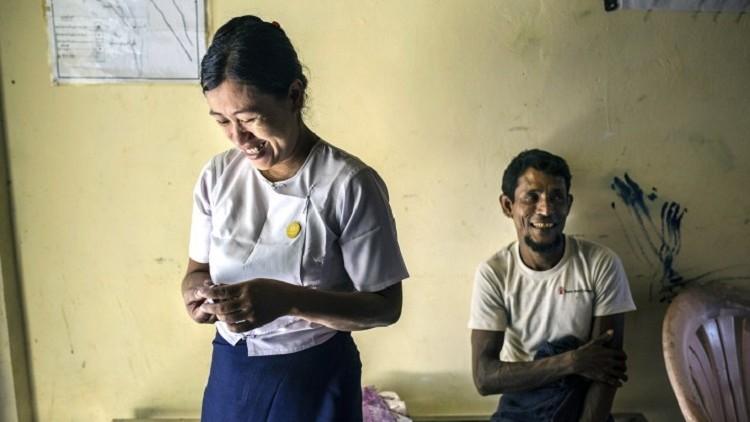 Rakhine: A clinic open to everyone