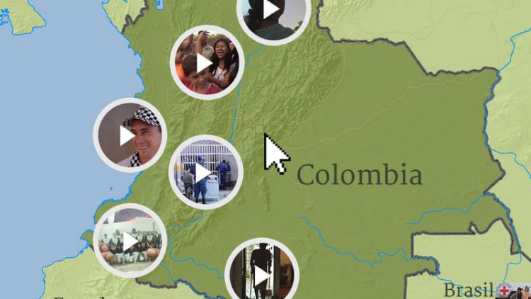 Colombia's violence: A personal take – VIDEOS