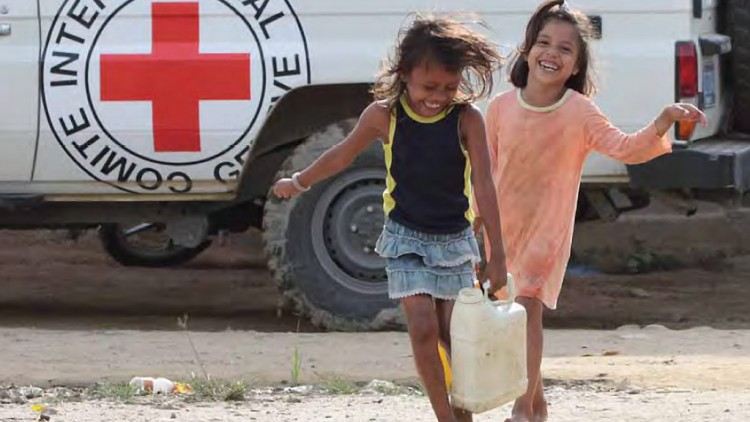 Colombia: Humanitarian situation and ICRC activities