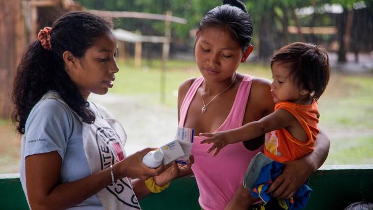 Darién, Panamá: mejorar las condiciones de agua, saneamiento y hábitat: esencial para la salud