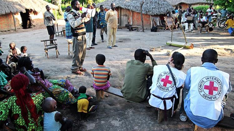 جمهورية الكونغو الديمقراطية: التداوي بالتمثيل