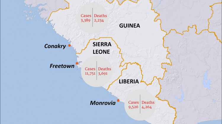 Ebola: Victims, stigma and fear – The fight continues