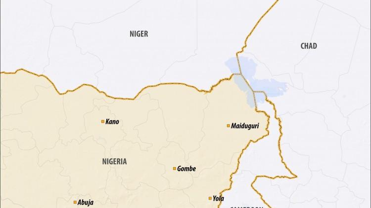 Violência no nordeste da Nigéria alastra sofrimento através das fronteiras