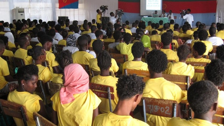 Eritrea: Eritrean youth widen their knowledge of IHL