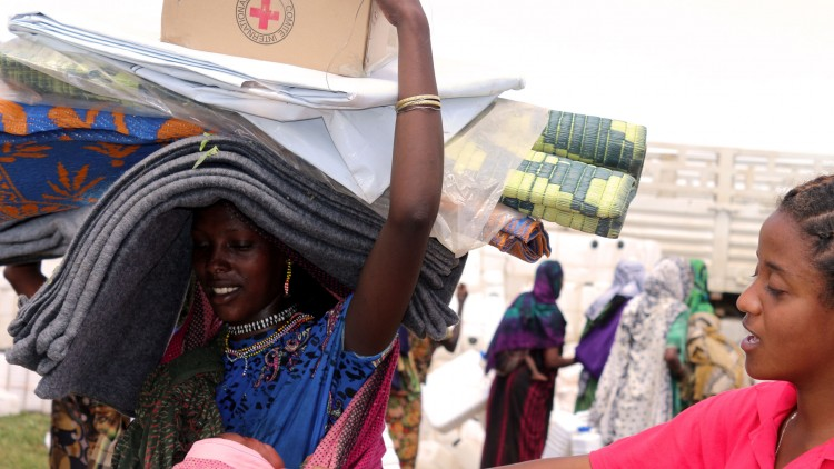 Ethiopia: Red Cross distributes emergency aid to 35,000 people