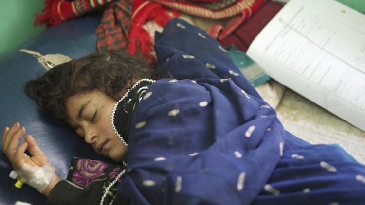 أفغانستان: حماية الخدمات الطبية لا تزال مهمة للغاية