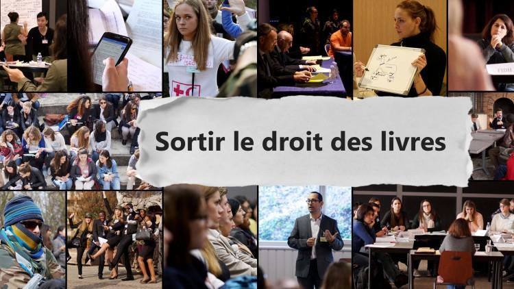 Concours Jean-Pictet : faire sortir le droit des livres